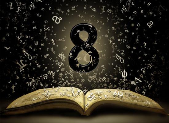 8 Tallet – karma og uendelighedssymbolet