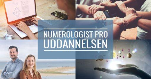 Numerologist uddannelsen