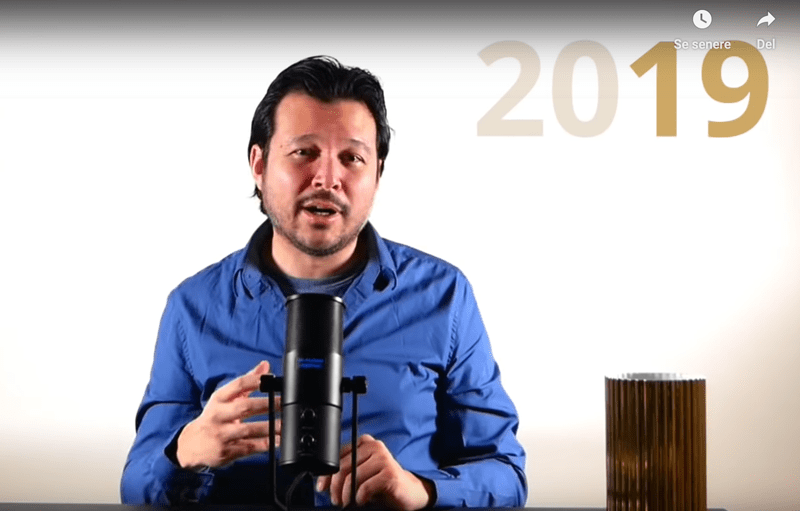 2019 de numerologiske energier