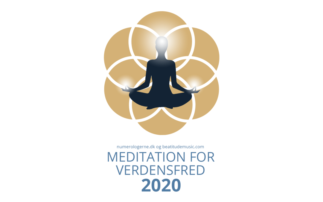 Meditation for verdensfred 2020